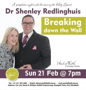 Breaking down the wall 2016-02-21 FB&W