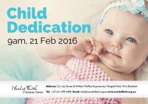 Child Decication 21 Feb 2016 AV slide