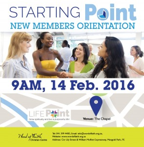 2016-01-14 Starting Point