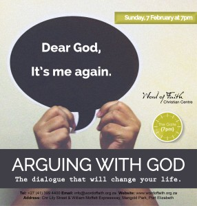 Arguing With God Open FB & W File