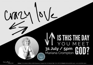 Crazy love 31 July