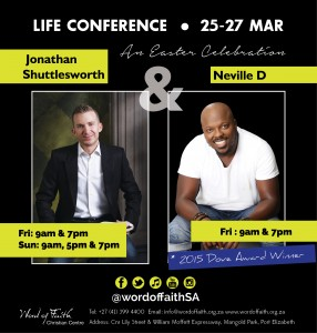 Life Conf FB & Website