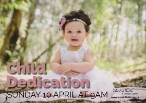 Child Dedication FB&WA