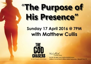 The God Chasers -  17 Apr AV