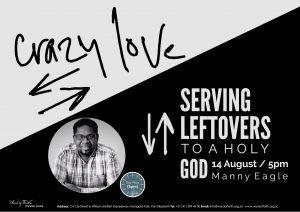 Crazy love 14 August