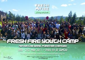 Fresh Fire Youth Camp