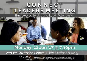 Connect Leaders Meeting