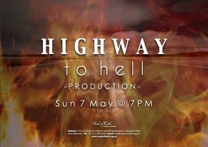 Highway to Hell Production