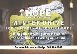 Project Hope Winter Drive