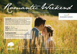 Romantic Weekend for Married Couples @ Kuzuko Lodge