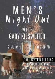 Men's Night Out with Gary Kieswetter