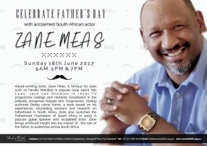Father's Day with Zane Meas