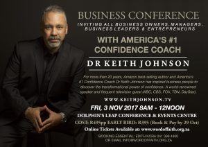 Business Conference with Keith Johnson