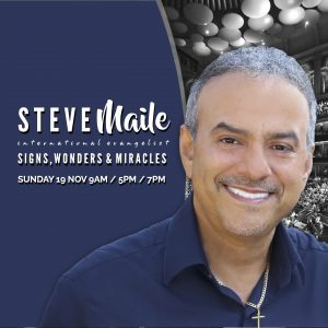 Steve Maile All 3 Services