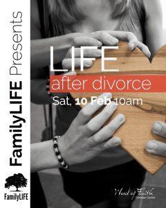 FamilyLIFE presents Life after Divorce