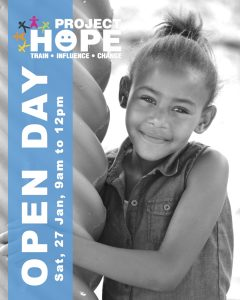 Project Hope Open Day