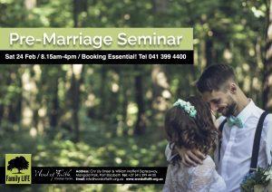 Pre-Marriage Seminar