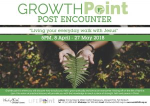 Growth Point Post Encounter