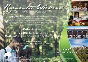 Romantic Weekend for Married Couples