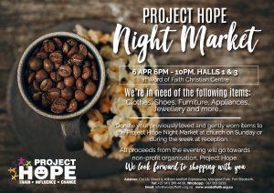 Project Hope Night Market