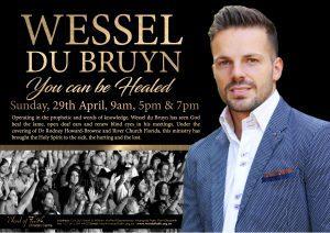 Wessel Du Bruyn - All Three Services