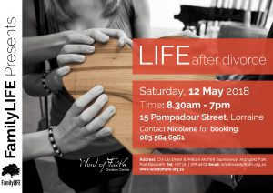 Life After Divorce - 12 May