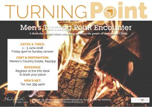 Men's Turning Point Encounter Weekend