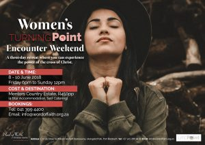 Women's Turning Point Encounter Weekend