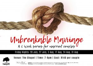 Unbreakable Marriage - for Married Couples