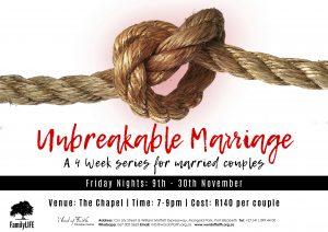 Unbreakable Marriage Seminar